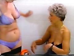 70 jahr graues haar-Anna Berger