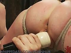 Petite Bondage Slut: Sensi Pearl