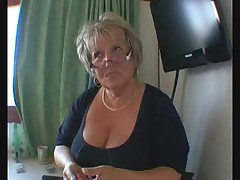 French Mature Chubby Teacher