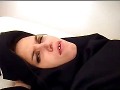 ARAB Muslim HIJAB Turbanli Girl FUCK - NV