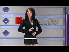 Russian Moskow girl TV
