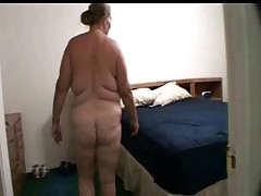 Redneck Fucks Old and Fat Mom