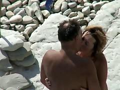 Sex on a beach. All ladies do it!!