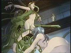 Sex Monster Inju pt. 1-3 ger dub