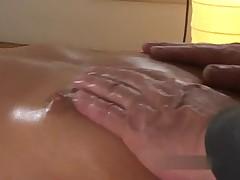 Orgasmic Teen Loves Her Anal Massage - Cireman