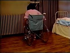 Charlie LaTour coupled with Kristara Barrington (Nurses Aid)