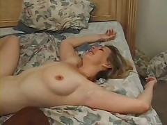 Wife on stallion (cuckold)