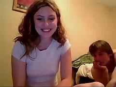 Webcam show: masturbate and eat pussy