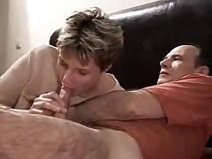 Couple home alone