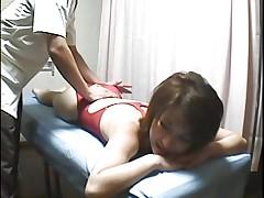 Spycam Massage of College Swim Team