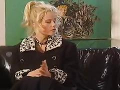 German porn - adult lesbians play rough sex