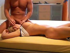German Couple in Their First Homemade Sex Video