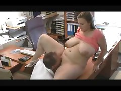 BBW at the office