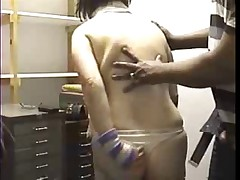 Real couple fucking in the office