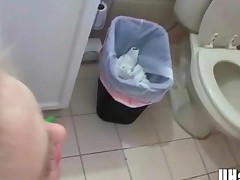 Crazy College Girls Get Hazed In Bathroom By Sorority