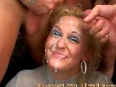 Bukkake porn tube