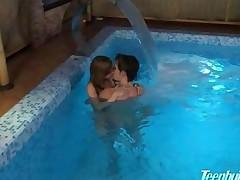 Pool sex videos