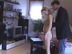 Horny Doctor Having Sex