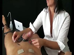 Handjob with a difference