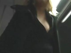 Girl Fucking On Train