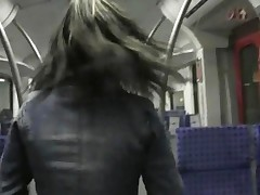 Sucks Me On The Train