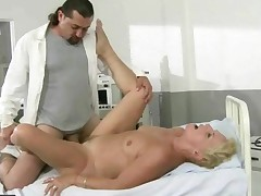 Granny Fucking With Her Doctor