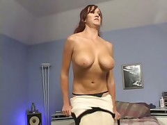 Hot momma 1st time