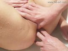 Marcella anal fisting