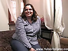 Gabriella Italian Wife First Time