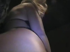 Afterdisco blonde amateur