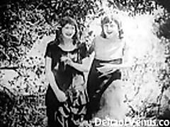 Piss: Antique Porn 1910s