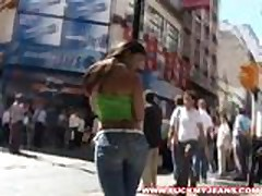 Fuck My Jeans Carolina