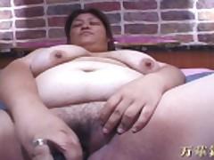 Japanese BBW Laday