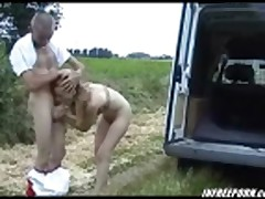 Roadside Fuck