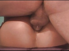 Couple enjoys anal sex