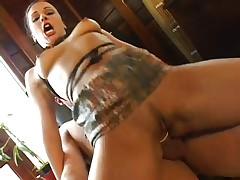 Great anal with Monica Da Silva