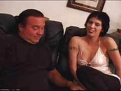 Two horny girls get sperminated