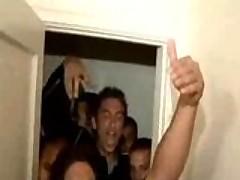 Frat Party Bathroom Fuck