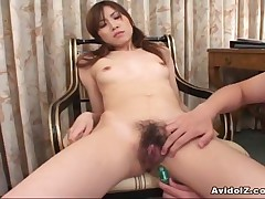 Chinatsu Izawa - Some Asian Sluts Simply Cant Get Enough Out Of Cock And Need More Than One Cock To
