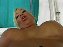 Patient Inoculates MILF Nurse With His Big Cock
