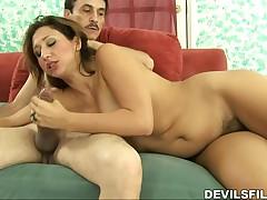 Vanessa Blake - I Got A Bushy Pussy