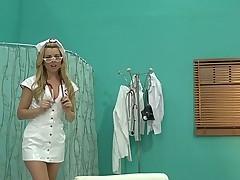 Nurse Eager To Please