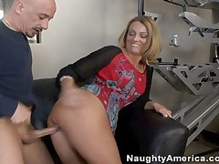 Brenda James And Ram - Naughty America