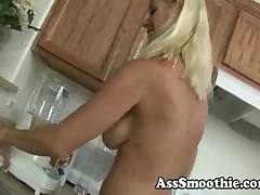Totally Tabitha - Drinks Her Ass Smoothie