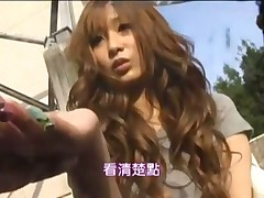 Asian slut fucked and creampied