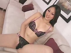 Intense Anal Threesome For Asian Slut