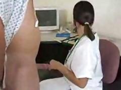Doctor Prescribes A Cock Stroking