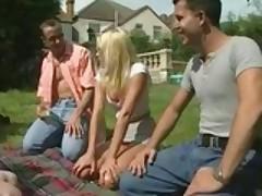 Secret Garden Sex - British Porn