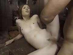 Teen with older guy