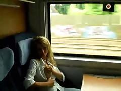 Best train sex